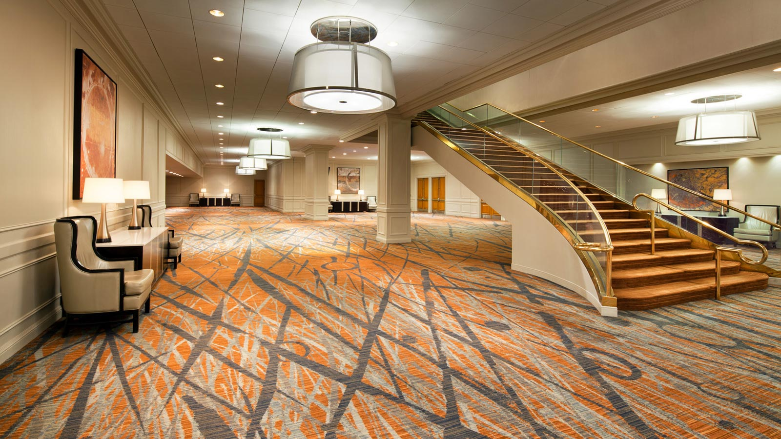 The Westin Galleria Houston - Galleria Ballroom Foyer